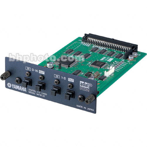 Yamaha MY16AT - 16 Channel ADAT Interface Card