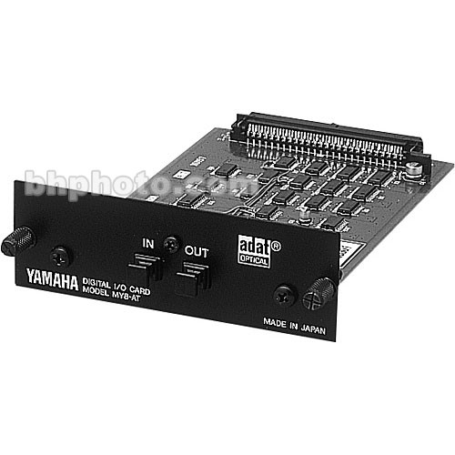 Yamaha MY8AT 8 Channel ADAT Interface card