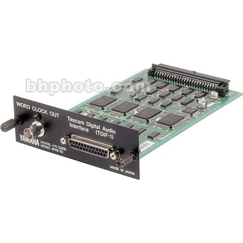 Yamaha MY8TD TDIF I/O Interface