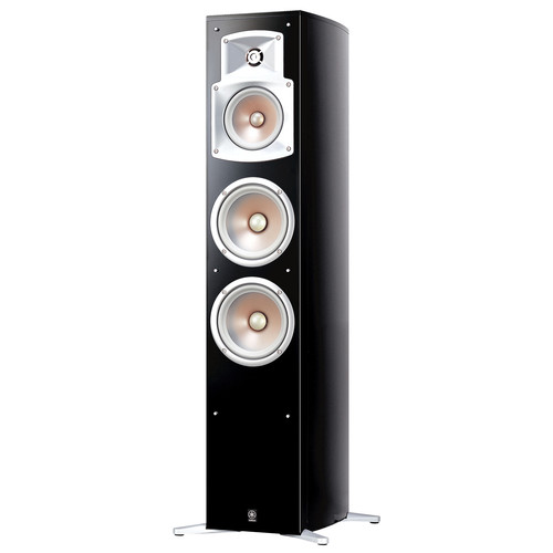 Yamaha NS-555 250W Floorstanding Speaker (Black)