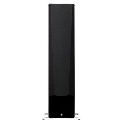 Yamaha NS-777 250W Floorstanding Speaker (Single, Black)