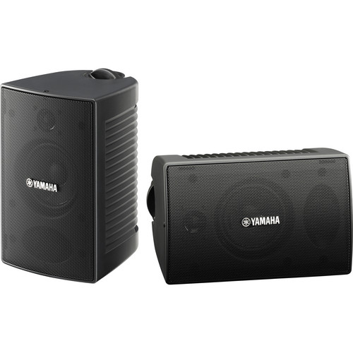Yamaha NS-AW194 Outdoor Speakers (Pair, Black)