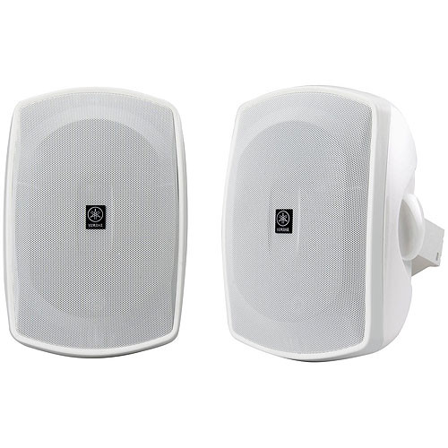Yamaha NS-AW390WH Indoor/Outdoor Speaker (Pair, White)