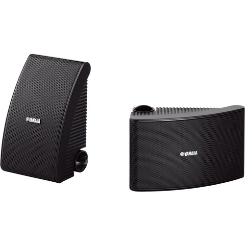 Yamaha NS-AW392 All-Weather Speakers (Black, Pair)