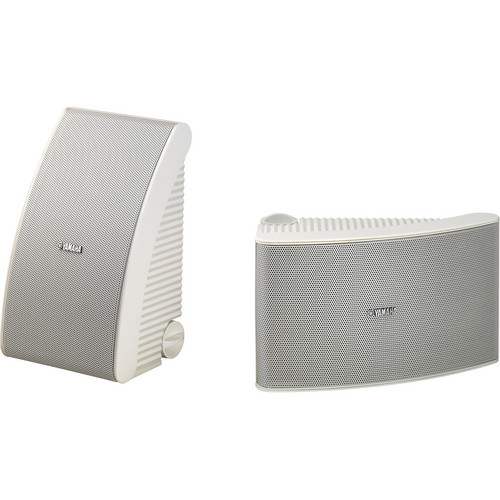 Yamaha NS-AW592 All-Weather Speakers (White, Pair)