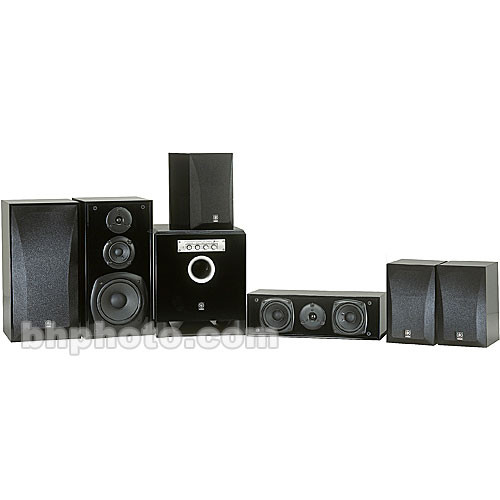 Yamaha Ns C Home Theater Speaker System