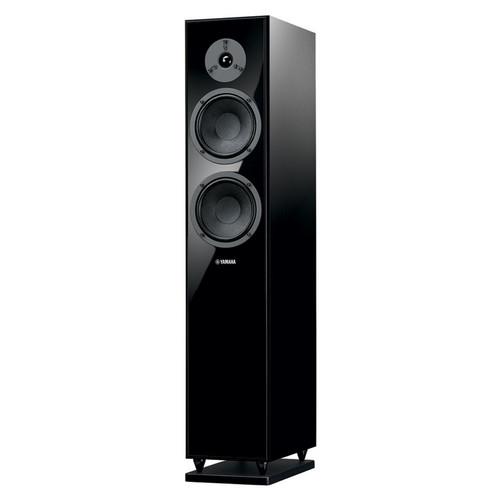 "Yamaha NS-F150PN Dual 6.5"" 2-Way Floorstanding Speaker (Single)"