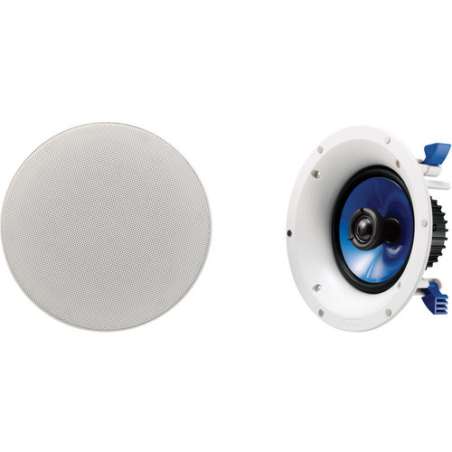 "Yamaha NS-IC600 6.5"" In-Ceiling Speaker (Pair, White)"