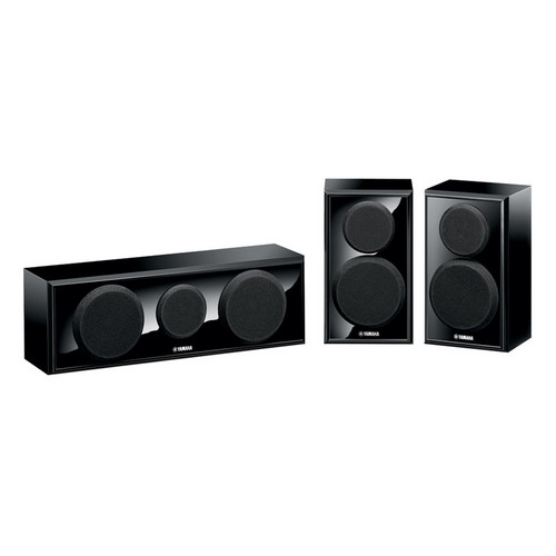 Yamaha NS-P150PN Center and Surround Speaker Package