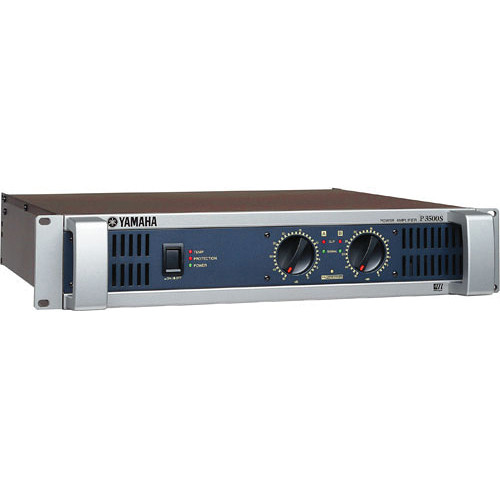 Yamaha P3500S - Two Channel Power Amplifier