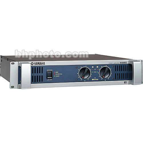 Yamaha P5000S - Two Channel Power Amplifier