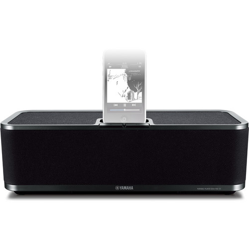 Yamaha PDX-31BL Portable Player Dock (Black)