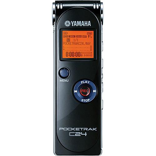 Yamaha POCKETRAK C24 Pocket Stereo Recorder