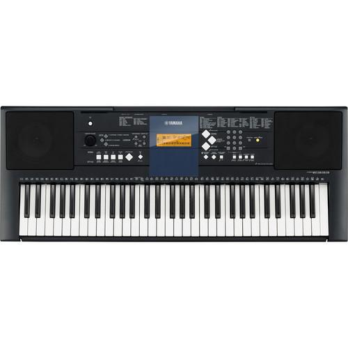 Yamaha PSR-E333 61 Key Portable Keyboard