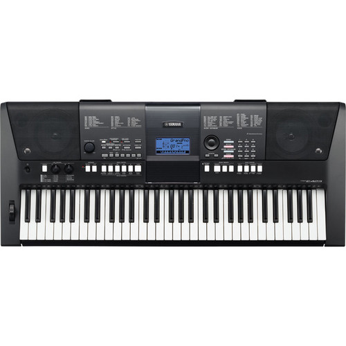 Yamaha psr e423 portable keyboard psre423 b h photo video for Yamaha credit application