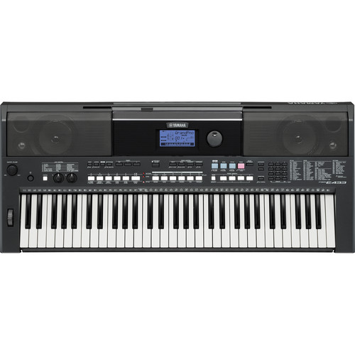 Yamaha PSR-E433 61-Key Portable Keyboard