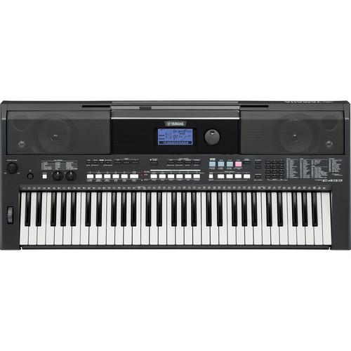 Yamaha PSR-E433 61-Key Portable Keyboard