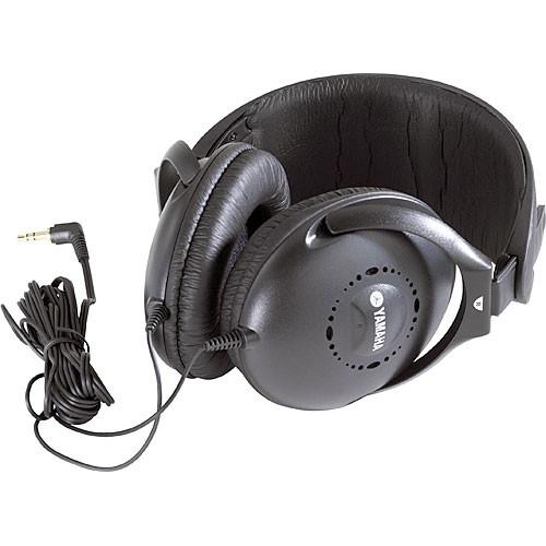 Yamaha RH2C - Circumaural Closed-Back Stereo Headphones