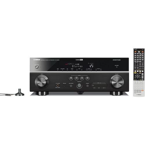 Yamaha Rx V Bl Receiver Reviews