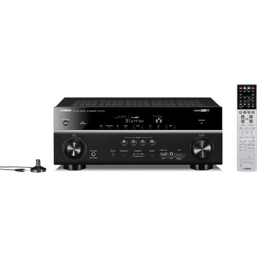 Yamaha RX-V773WA 7.2-Channel A/V Receiver (Black)
