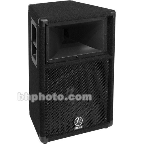 "Yamaha S112V - 12"" 2-Way PA Speaker"