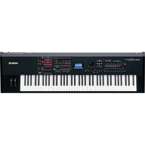 Yamaha S70 XS - 76 Key Hammer Action Performance Workstation Keyboard