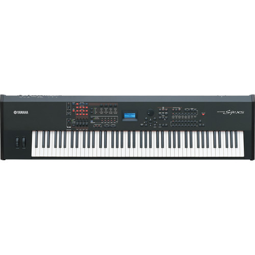 Yamaha S90 XS - 88 Key Hammer Action Performance Workstation Keyboard