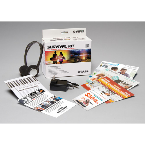 Yamaha Survival Kit C2 - Accessory Package