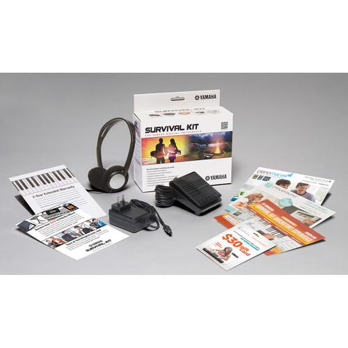 yamaha survival kit d2 accessory package sk d2 b h photo video. Black Bedroom Furniture Sets. Home Design Ideas