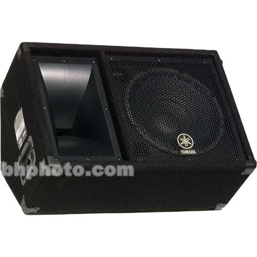 Yamaha SM12V Two-Way Floor Monitor - (Single)
