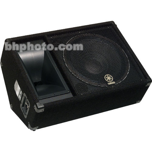 "Yamaha SM15V 500-Watt Two-Way Passive Floor Monitor with 15"" Woofer - (Single)"