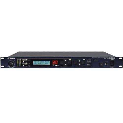 Yamaha SPX2000 - Digital Multi Effects Processor