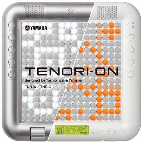 Yamaha TENORI-ON - Digital Musical Instrument (Orange LED)
