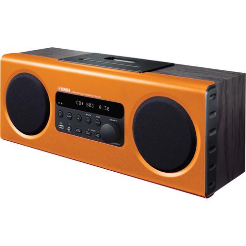 Yamaha TSX-112 Desktop Speaker (Orange)