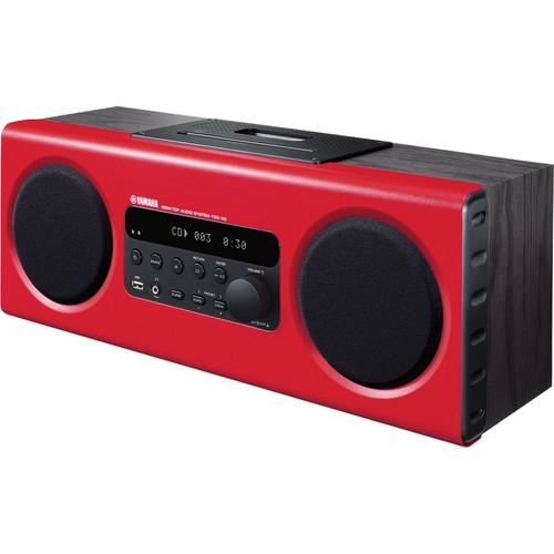 Yamaha TSX-112 Desktop Speaker (Red)