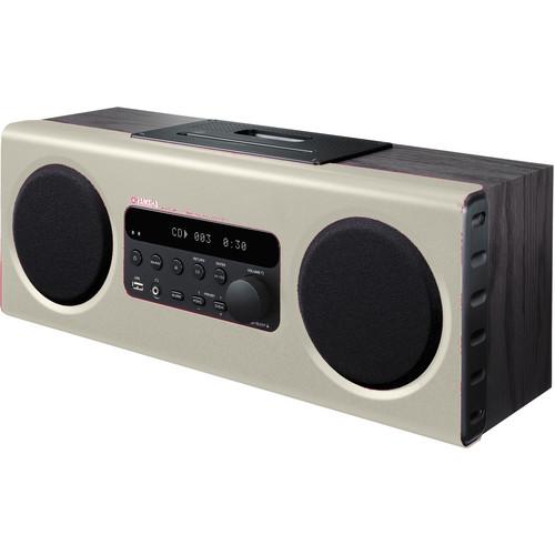 Yamaha TSX-112 Desktop Audio System (White)