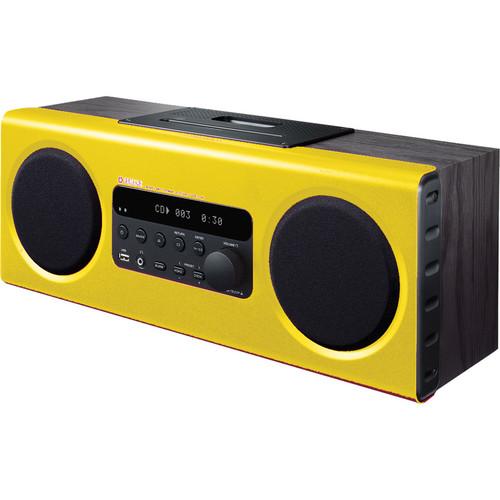 Yamaha TSX-112 Desktop Speaker (Yellow)
