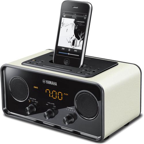 Yamaha TSX-70 iPod Dock (Beige)