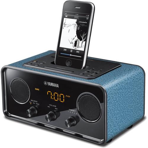 Yamaha TSX-70 iPod Dock (Dark Blue)