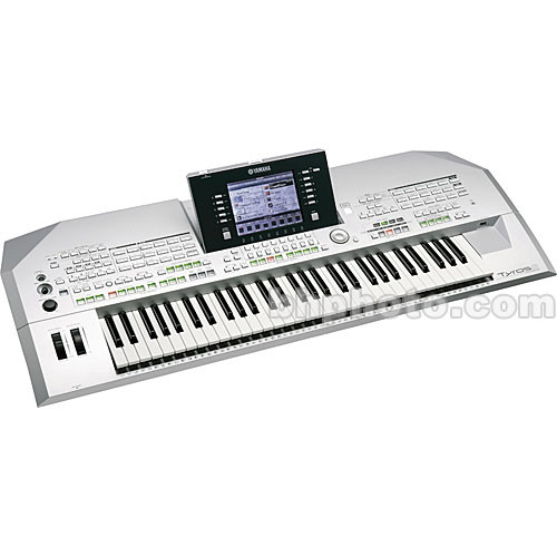 Yamaha Tyros2 - 61-Key Arranger Workstation Keyboard