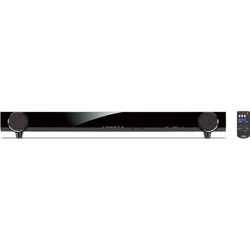 Yamaha YAS-101 Front Surround Soundbar Speaker System (Black)