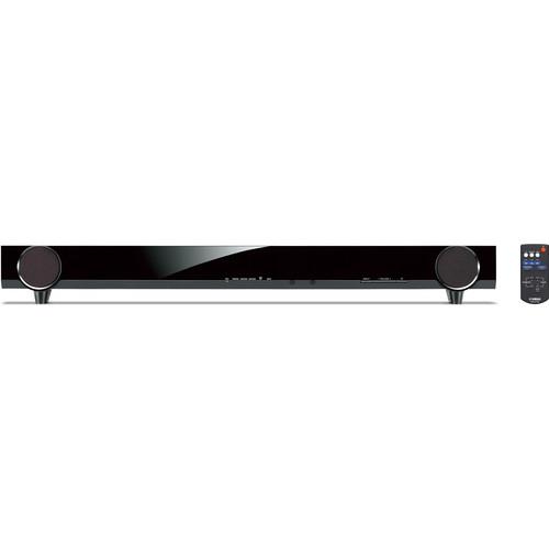 Yamaha YAS-101 Front Surround Soundbar Speaker System (Black)