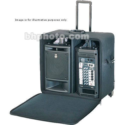 Yamaha YBSP300 Stagepas 300 Rolling Case