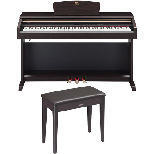 Yamaha YDP-181 Arius Home Digital Piano with Bench