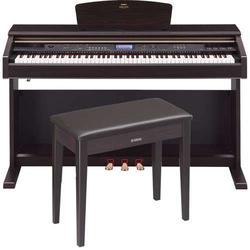 Yamaha YDP-V240 Arius Home Digital Piano with Bench