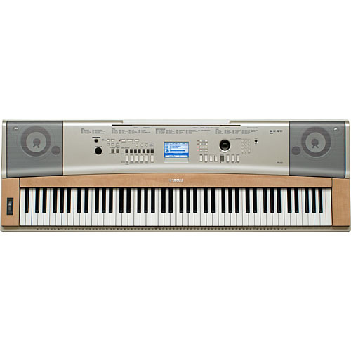 yamaha ypg 635 88 note keyboard ypg635 b h photo video