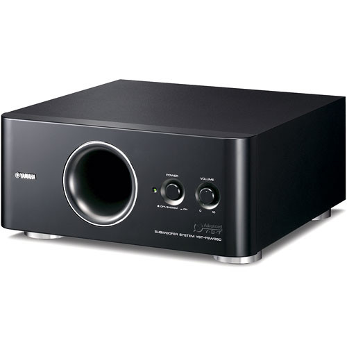 Yamaha YST-FSW050 100W Powered Subwoofer