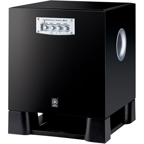 "Yamaha YST-SW315PN 10"" 250W Powered Subwoofer"