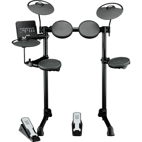 Yamaha DTX400K Electronic Drum Kit Value Bundle Kit
