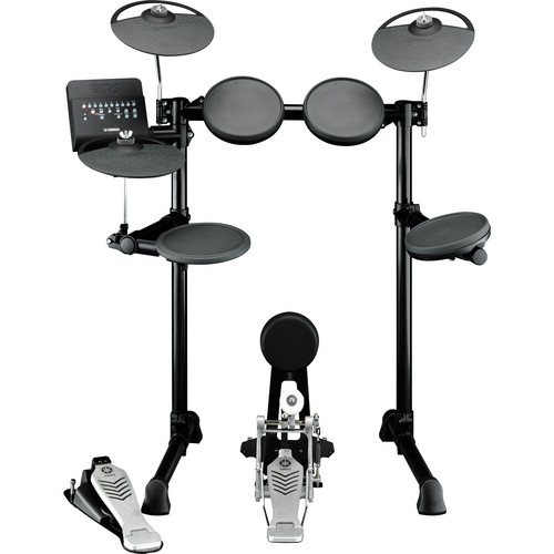 Yamaha DTX450K Electronic Drum Kit Value Bundle Kit